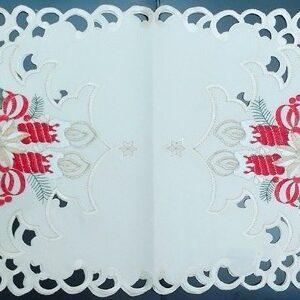 Set de table Bougie - Noël 35 x 50 cm-0